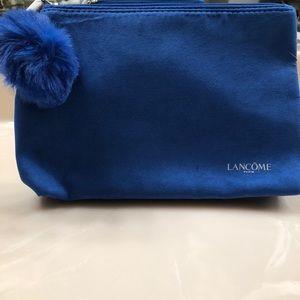 Lancôme Royal Blue Bag
